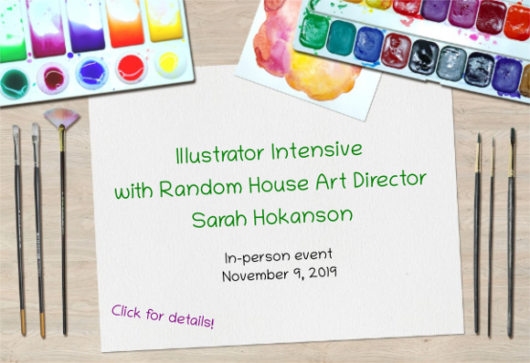 Illustrators Intensive with Sarah Hokanson